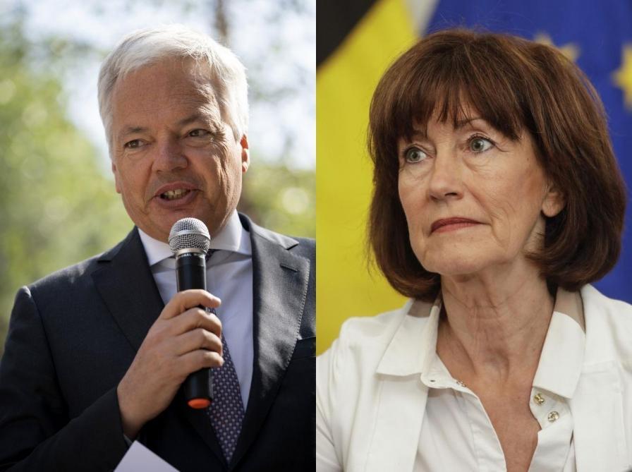 Reynders ou Onkelinx? La Belgique n'a plus beaucoup de temps pour désigner son candidat au poste de commissaire européen