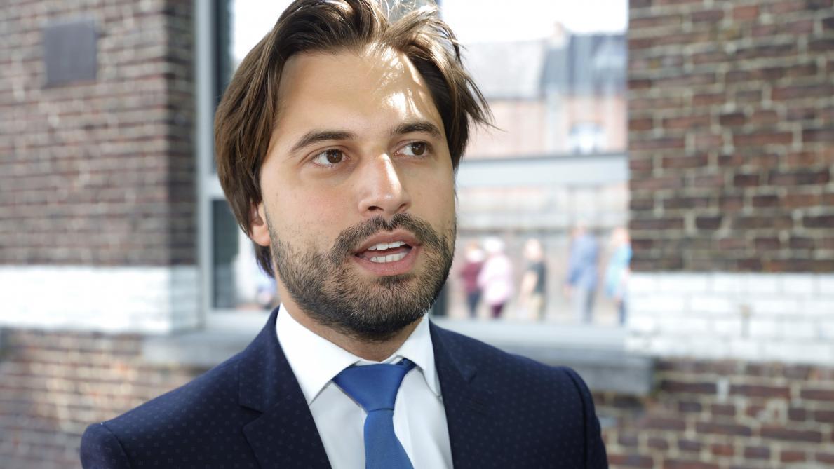 Onkelinx, commissaire européenne? «On comprend mieux les analyses de Maître Uyttendaele», ironise Georges-Louis Bouchez (MR)