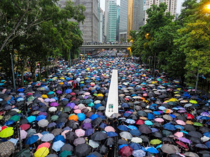 YouTube supprime plus de 200 chaînes de propagande chinoise — Hong Kong