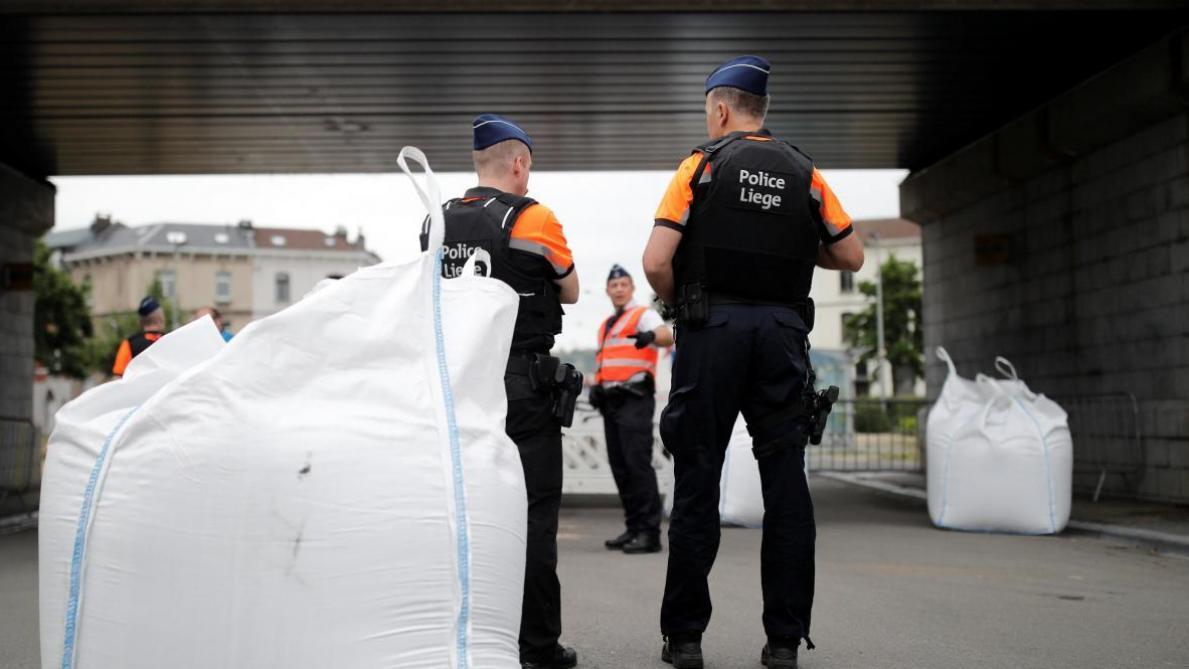 Plus d'une tonne de cannabis découverte à Grâce-Hollogne: un record, selon la police locale