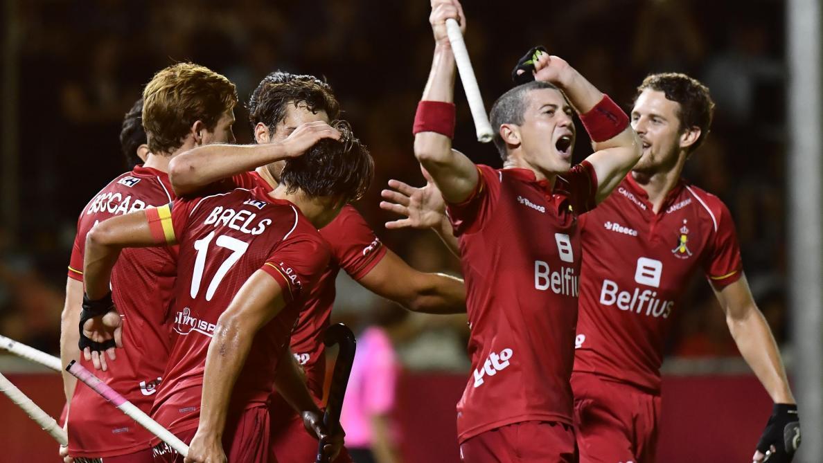 Maîtrise et sang-froid: les Red Lions sacrés champions d'Europe (vidéos)