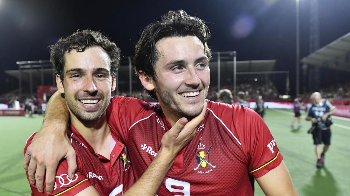 Les Red Lions, fiers et heureux de « gagner quelque chose devant ce superbe public ! »