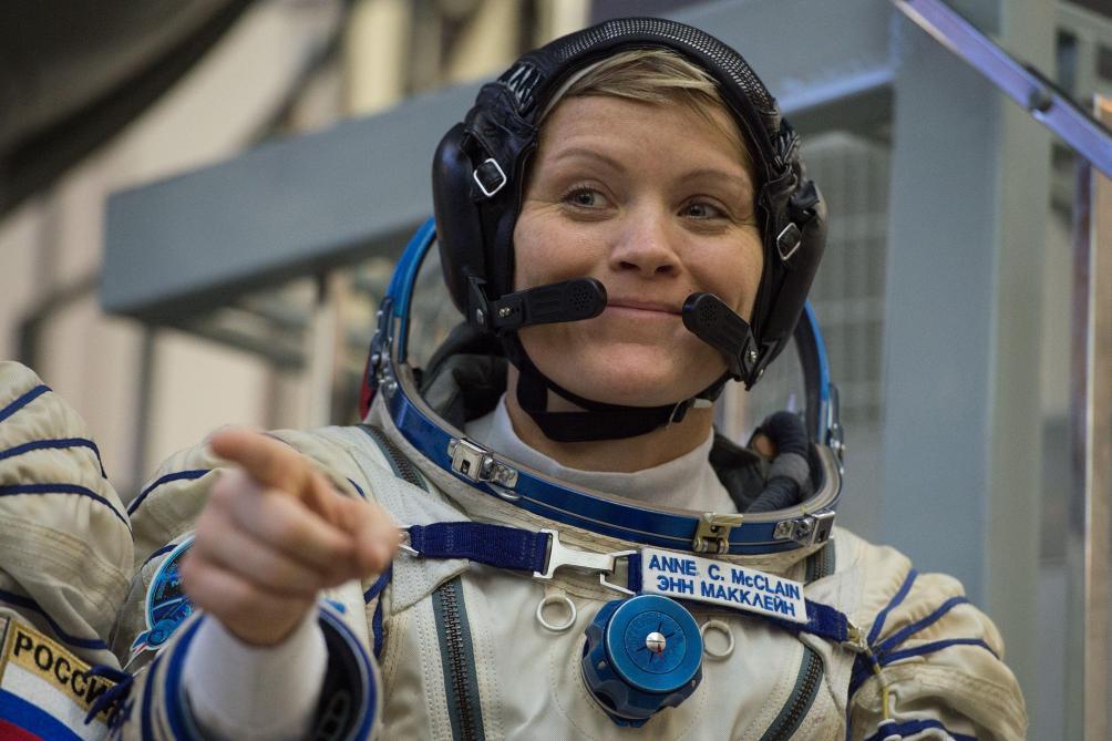 Premières plaintes pour un délit commis par une astronaute… dans l'espace — Nasa
