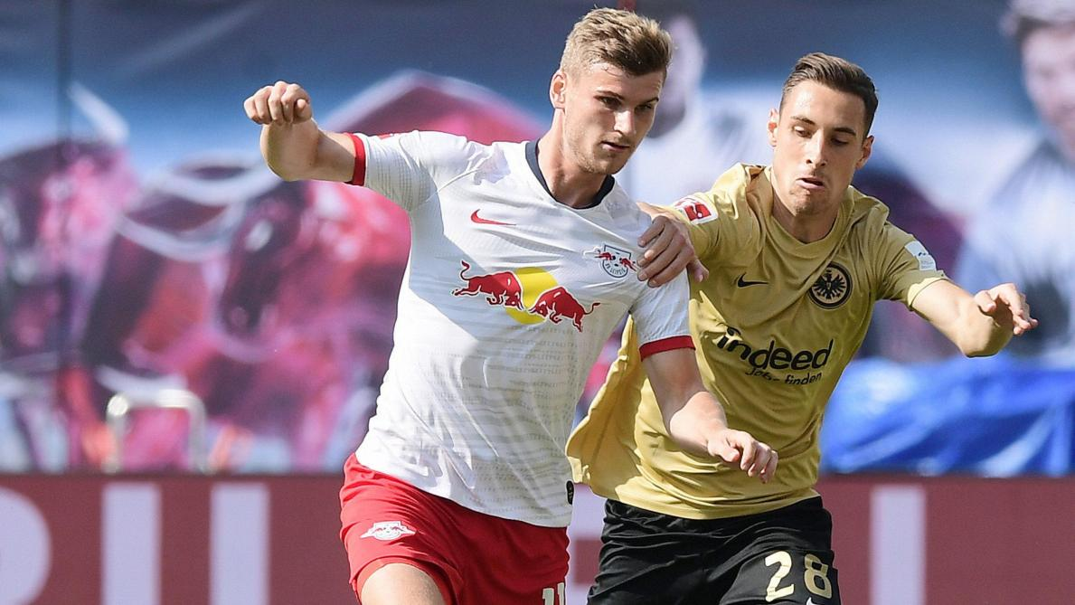 Timo Werner prolonge au RB Leipzig jusqu'en 2023