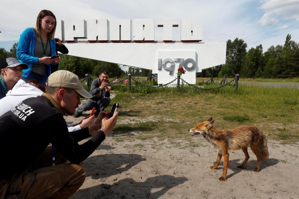 L'étonnant succès du tourisme à Tchernobyl
