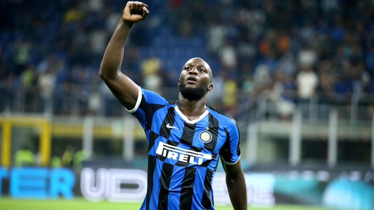 Romelu Lukaku buteur pour sa première avec l'Inter Milan (vidéo)