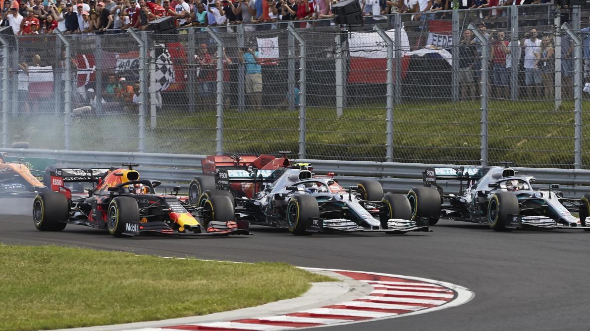 Formule 1 Le Calendrier 2020 Est Connu Il Y Aura 22