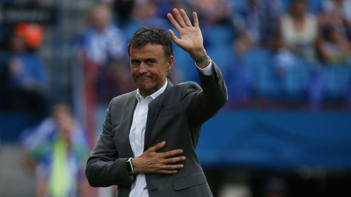 L'ancien entraîneur de l'Espagne Luis Enrique annonce la mort de sa fille
