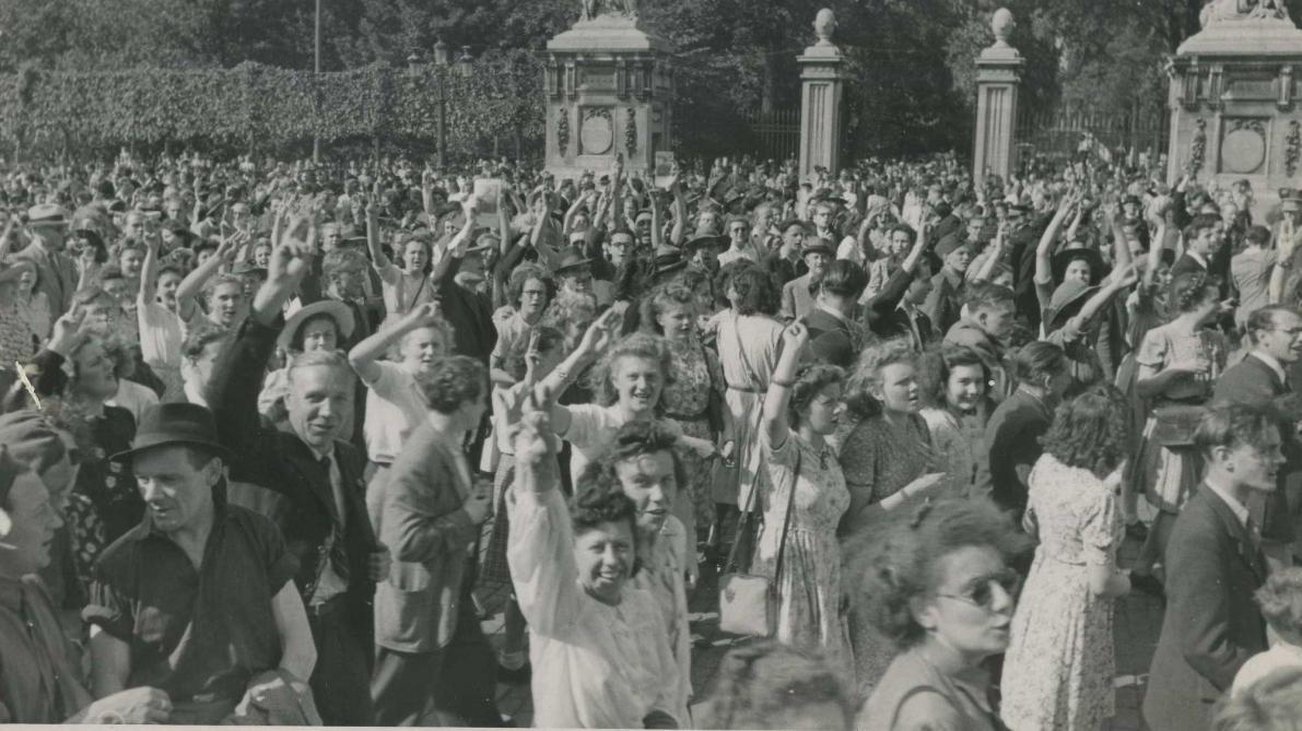 Grand format - Il y a 75 ans, la libération confronte Bruxelles aux horreurs d'avant et à celles à venir