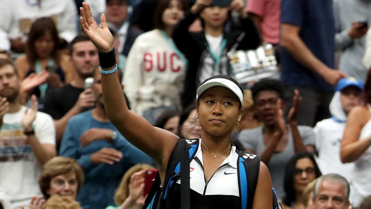 Après Djokovic, Osaka éliminée — US Open