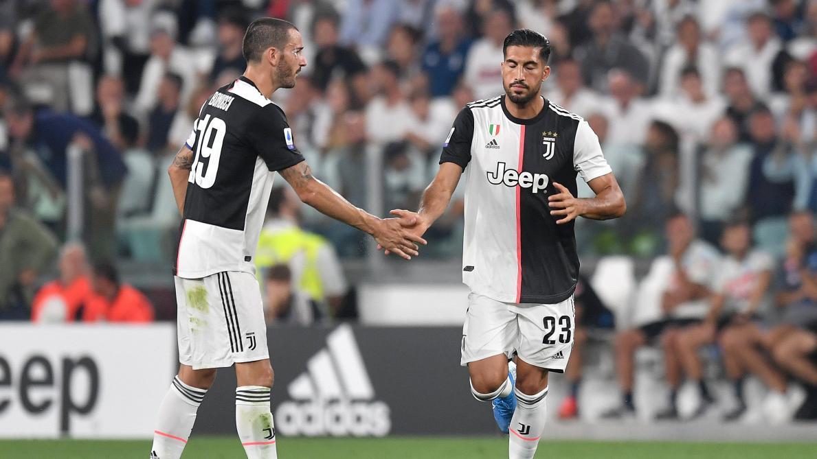 Juventus - PSG : Emre Can,