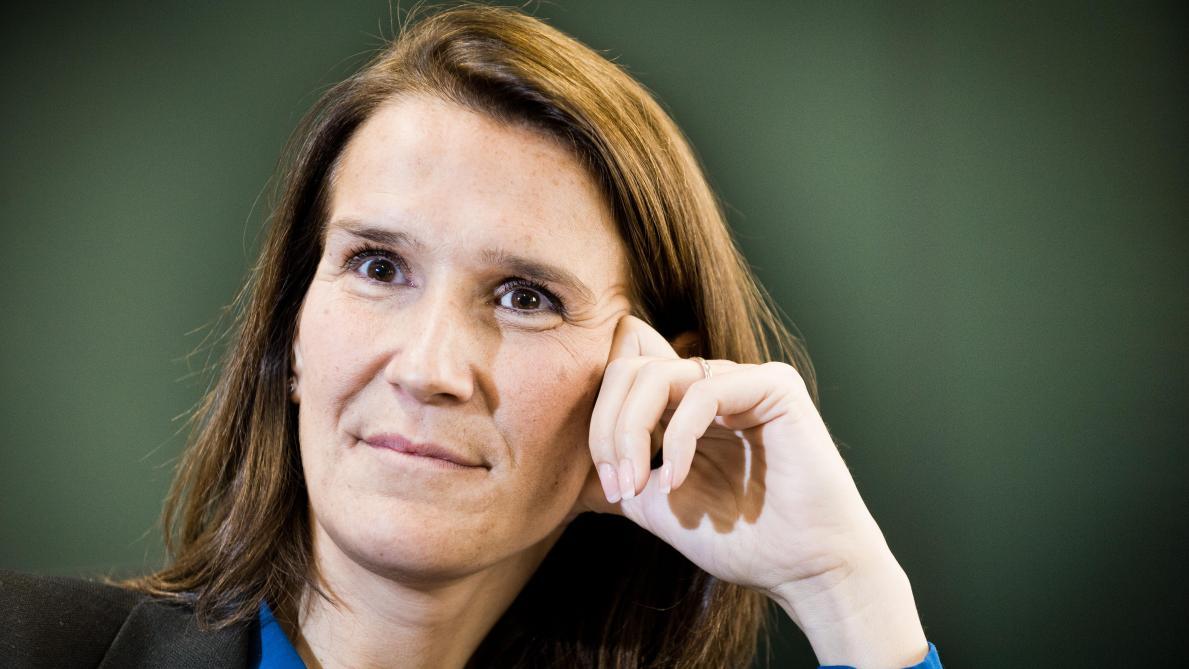 Sophie Wilmès pressentie pour succéder à Charles Michel au poste de Premier ministre