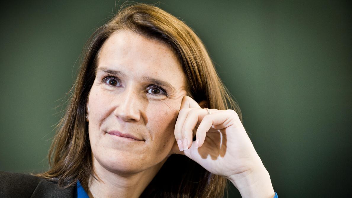 Sophie Wilmès choisie comme Première ministre par intérim — Belgique