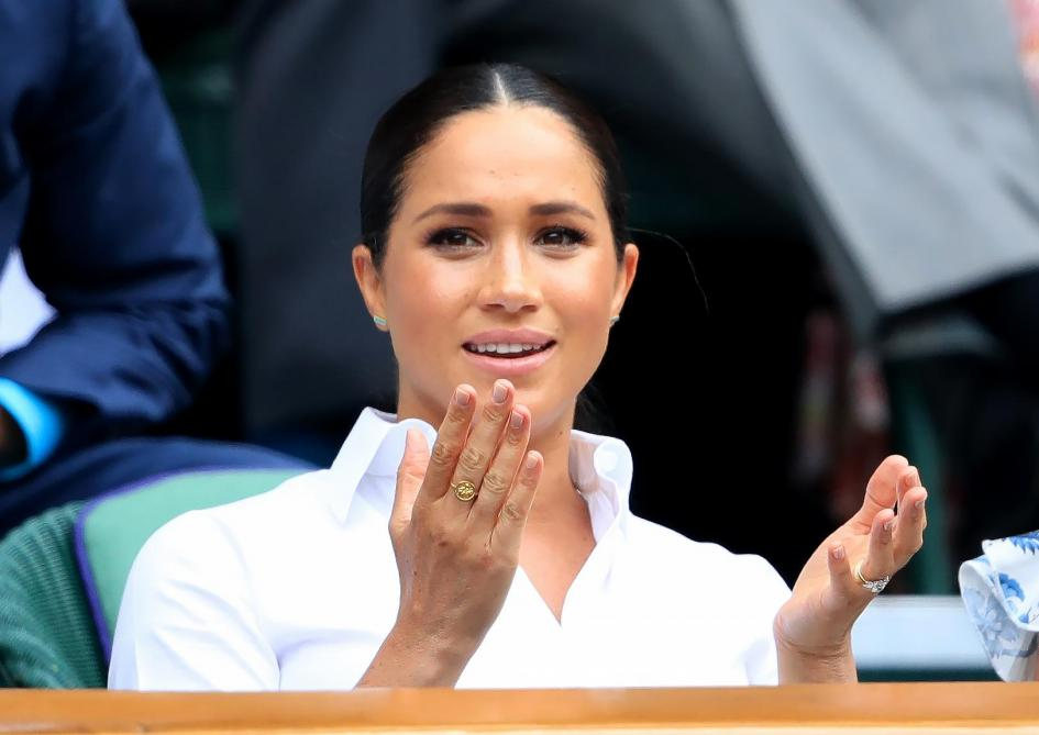 Meghan Markle, fan royale de Serena Williams à l'US Open