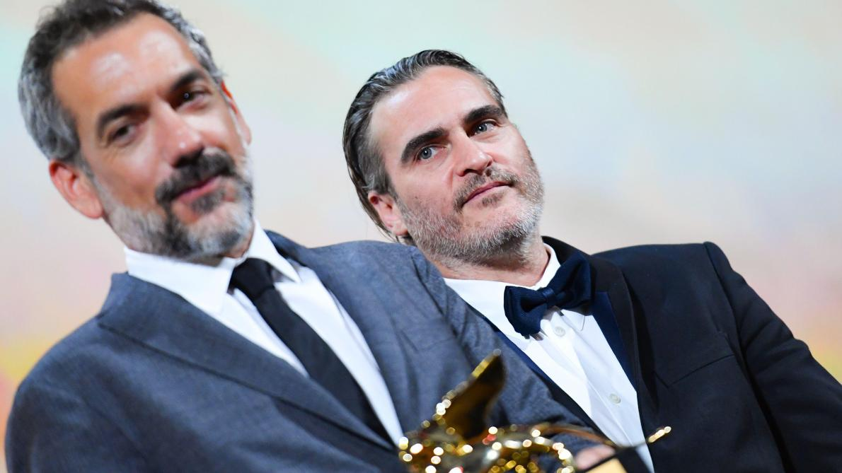 Le film remporte le Lion d'or à la Mostra de Venise — Joker