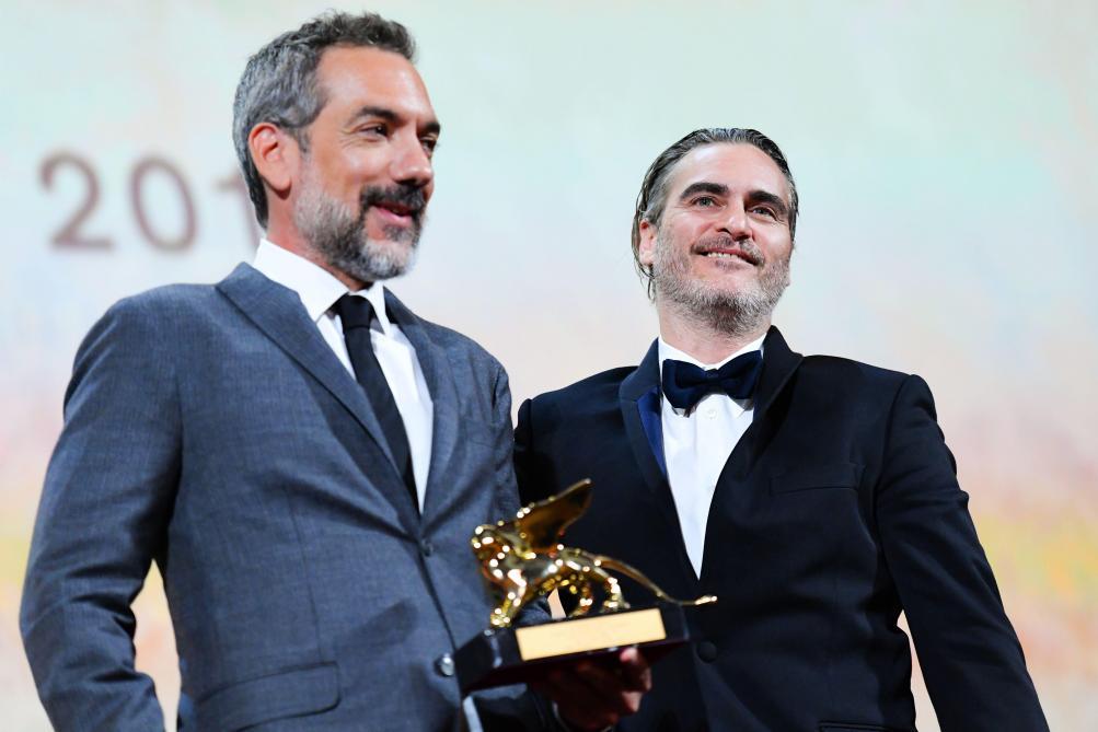 Mostra de Venise: «Joker» de Todd Phillips remporte le Lion d'or
