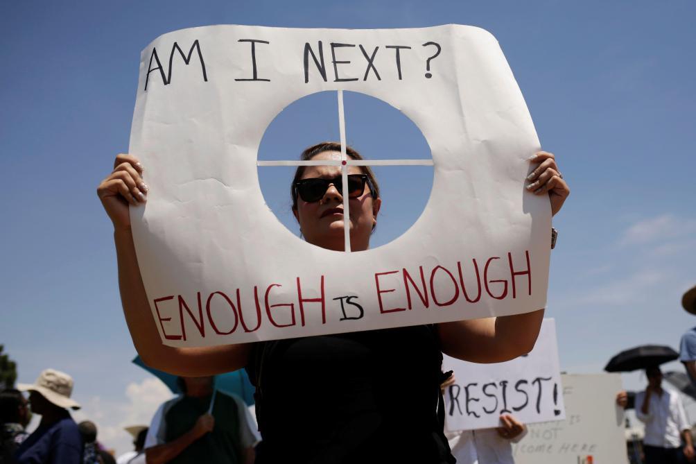 Le contrôle des armes aux Etats-Unis n'est plus un tabou