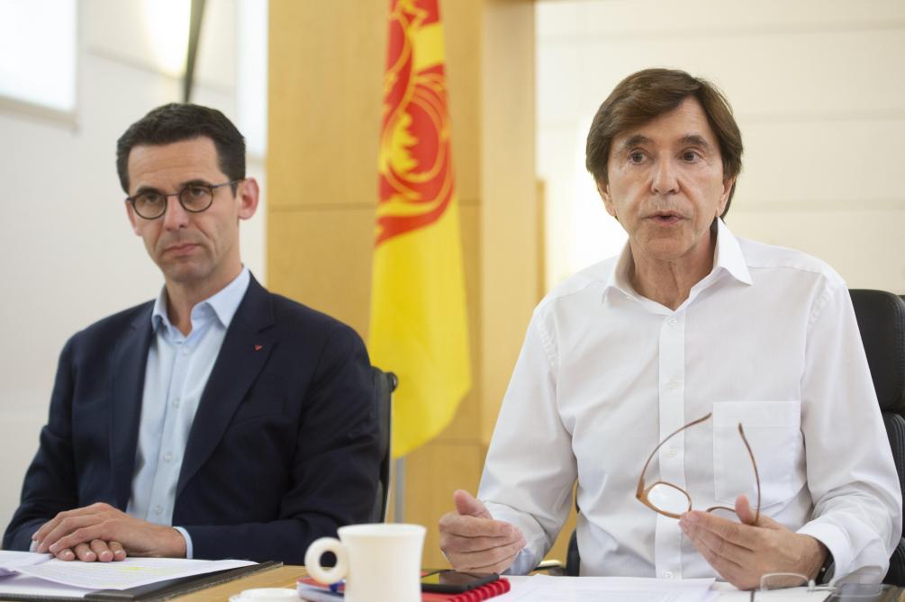 Le PS, le MR et Ecolo annoncent un accord gouvernemental pour la Wallonie et la Fédération Wallonie-Bruxelles