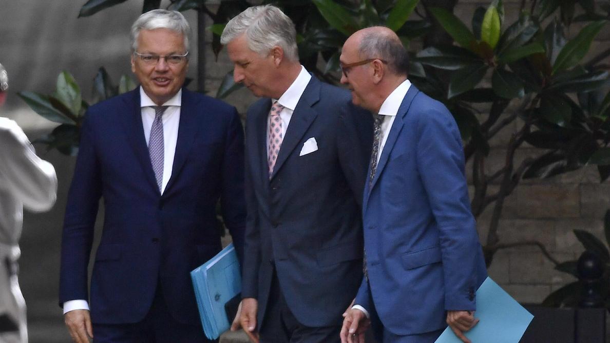 Reynders et Vande Lanotte: «7 chances sur 10» pour une majorité à 6