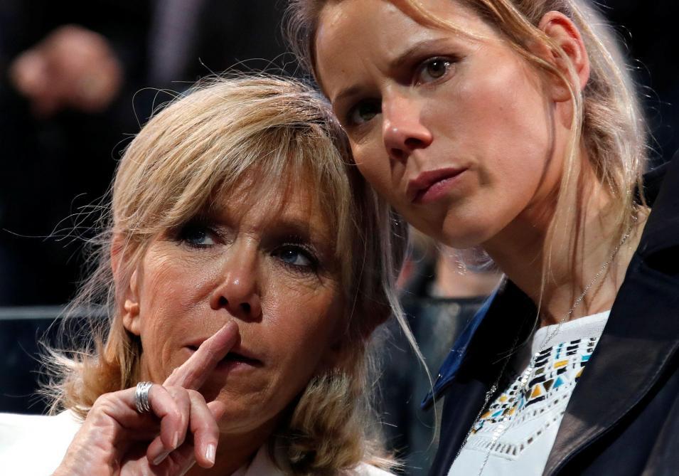 La fille de Brigitte Macron: «Au nom de ma mère, je déclare la guerre au sexisme»
