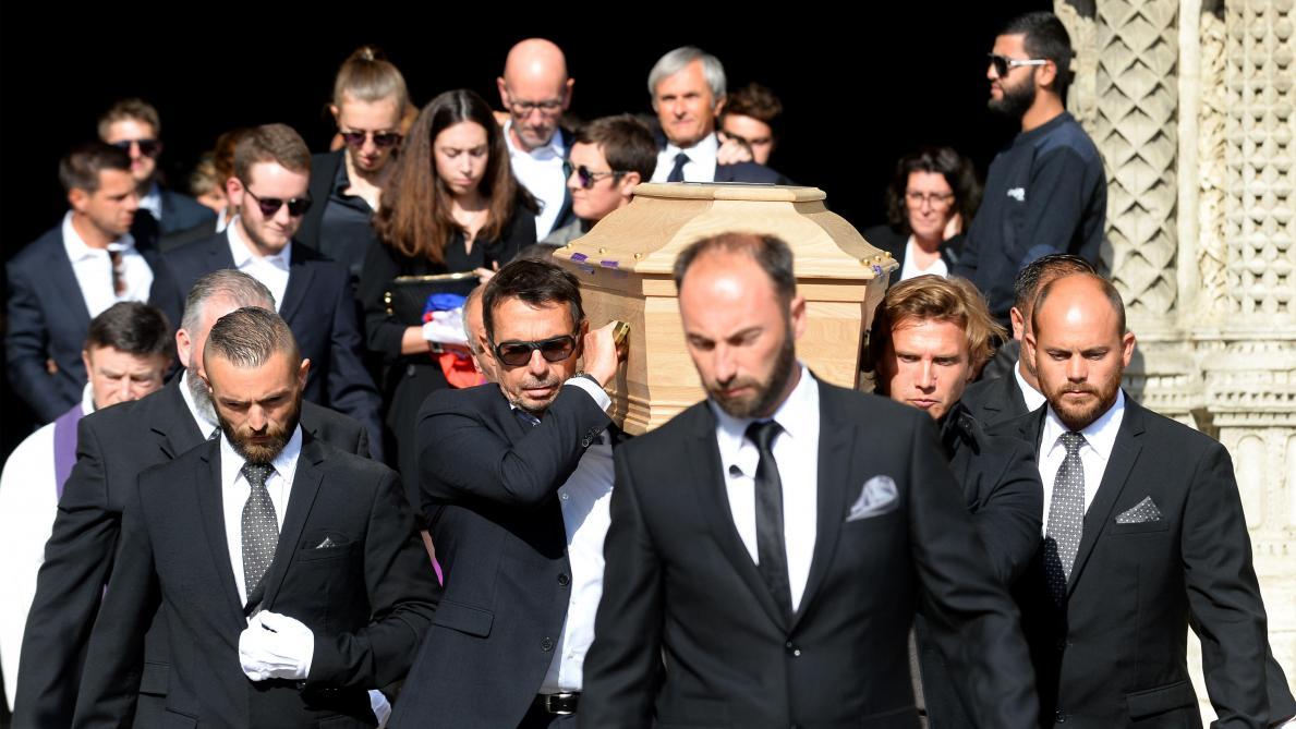 Le dernier hommage à Anthoine Hubert - Fil Info - Auto/Moto