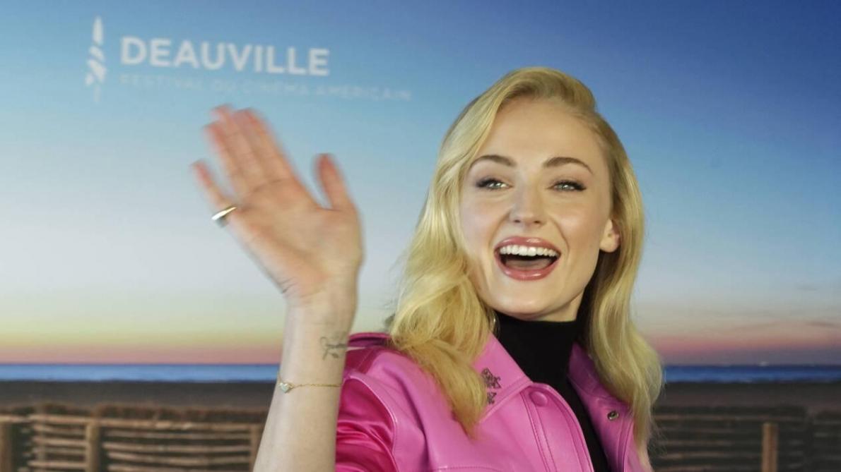 Sophie Turner: «J'aimerais beaucoup jouer un James Bond féminin»