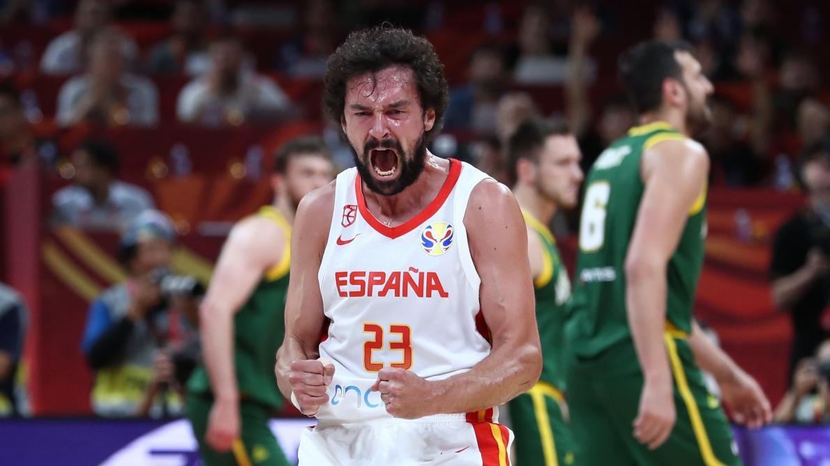 Mondial de basket : l'Espagne, vainqueur de la demie-finale face à l'Australie