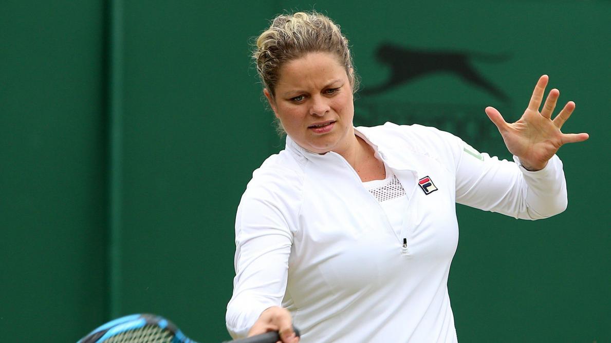 Tennis: Kim Clijsters, 36 ans, annonce son retour après sept ans d'absence