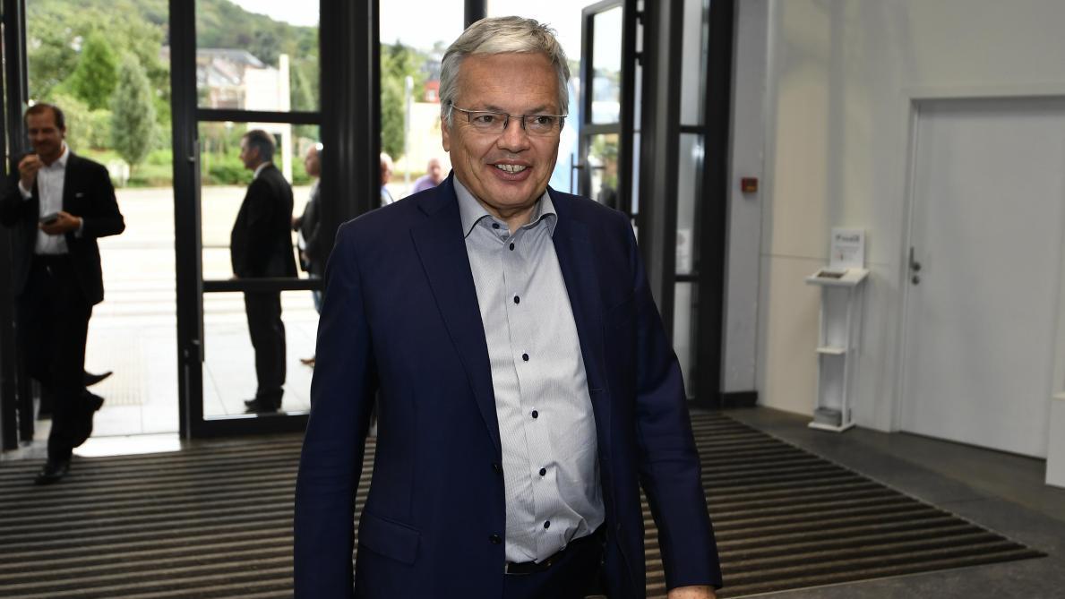 Corruption, blanchiment: le parquet ouvre une enquête sur Didier Reynders