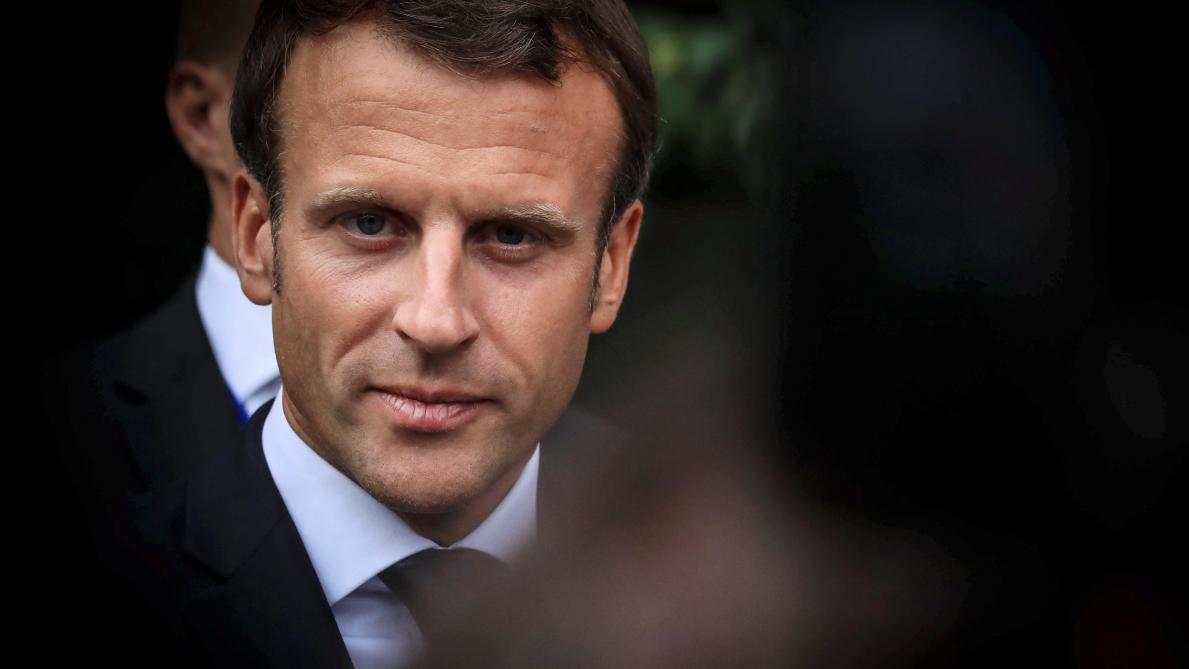 Le président surveille ses ministres grâce à une application — Emmanuel Macron