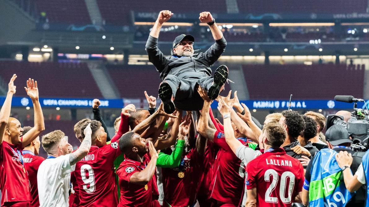 Liverpool: Klopp ne change pas une équipe qui gagne