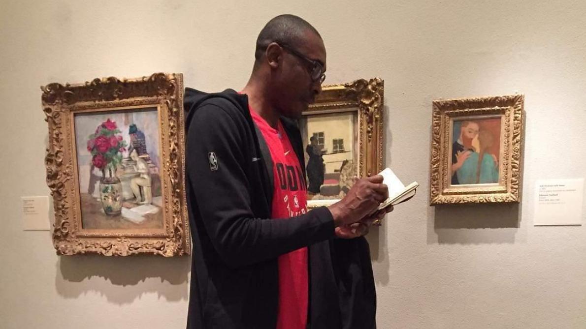 Le rêve américain de Mutombo, champion NBA avec les Raptors