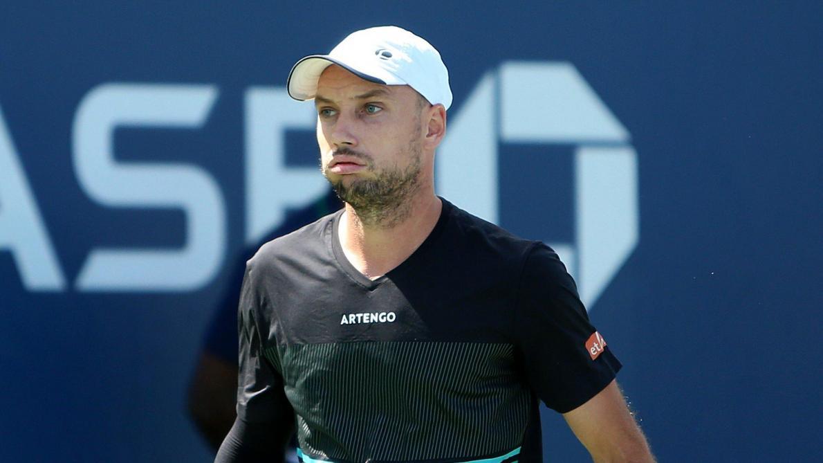 ATP Metz: Steve Darcis sorti par Fernando Verdasco au 1er tour