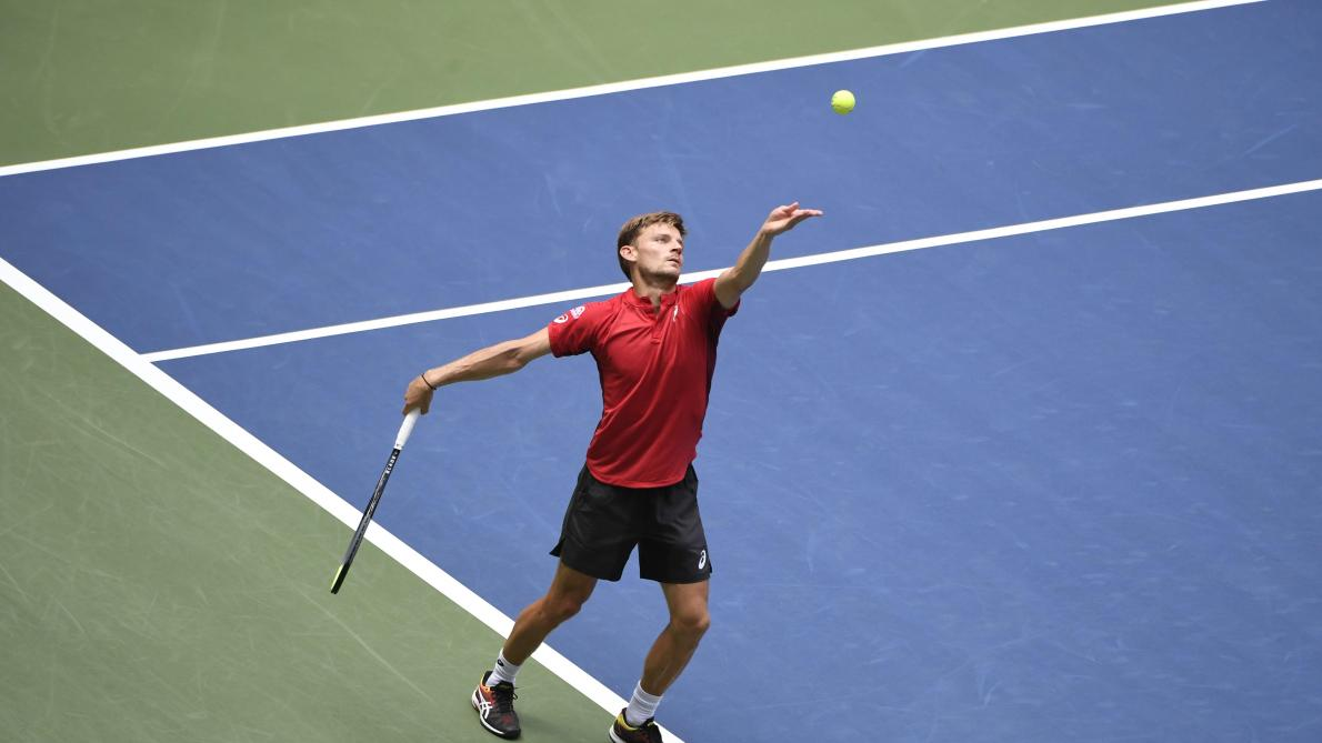 European Open: David Goffin affronte le Français Ugo Humbert au 2e tour à Anvers (direct)