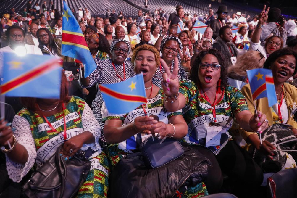 RDC : première visite officielle du président Félix Tshisekedi en Belgique