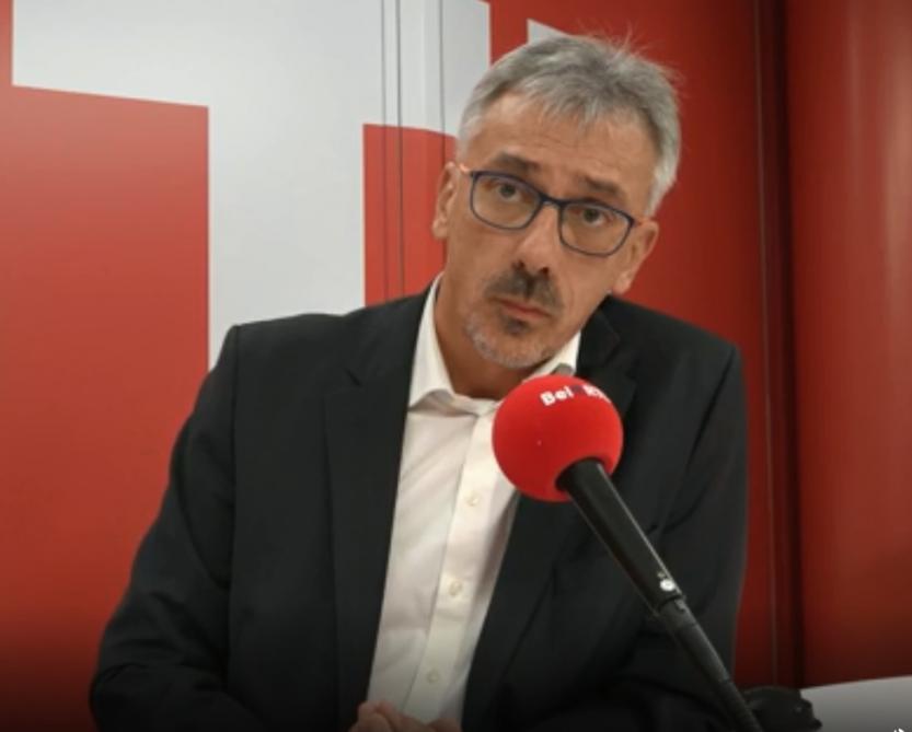 Benoit Dispa (CDH) inquiété par la situation chez Nethys: «Il ne faut pas prendre les gens pour des couillons»
