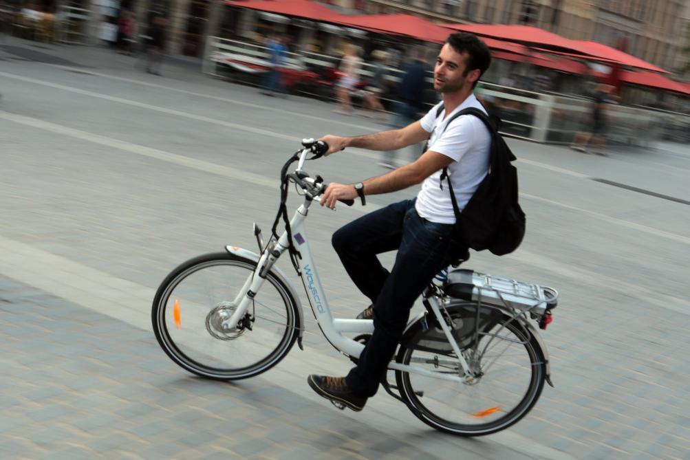 Les banques voient le nombre de prêts vélo doubler