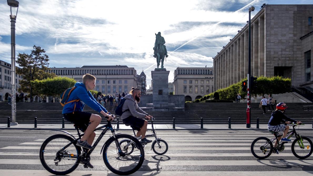 Mobilité: près de 800.000 travailleurs supplémentaires auront bientôt droit à une indemnité vélo