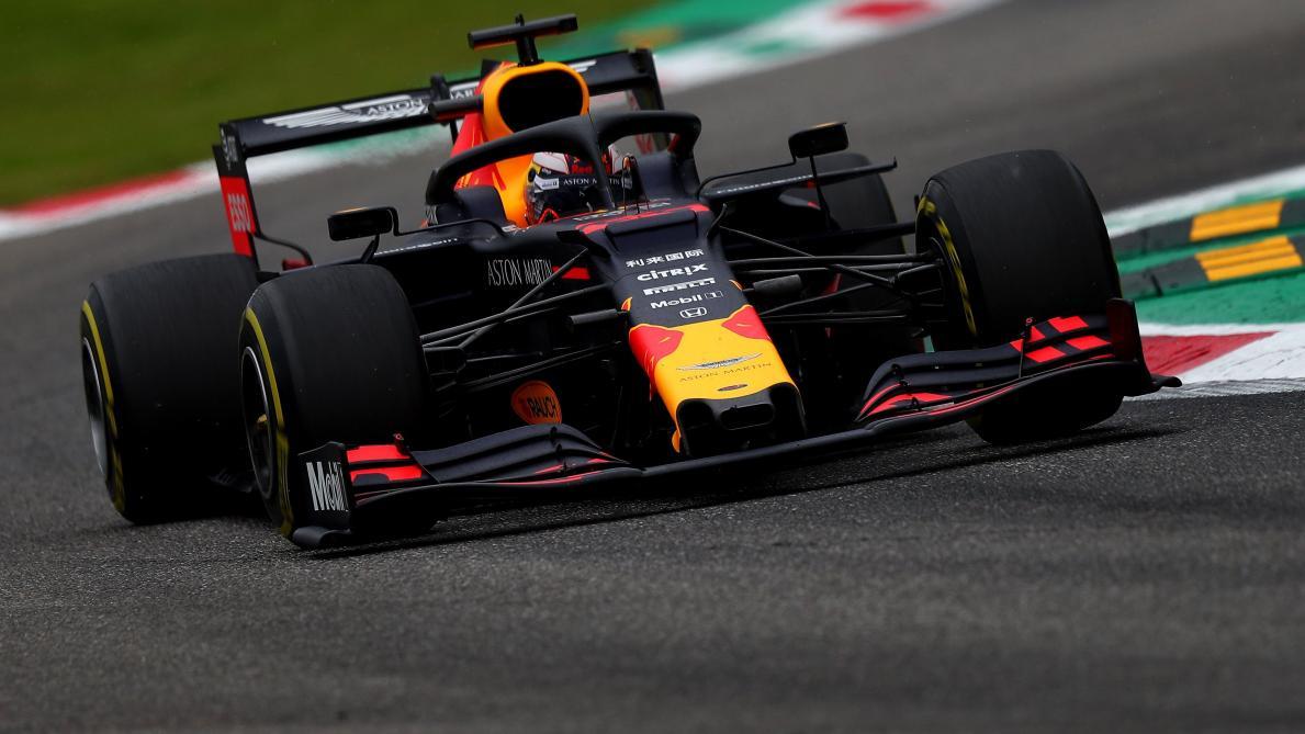 Formule 1: Max Verstappen le plus rapide de la première séance d'essais libres à Singapour