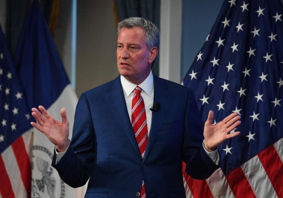 Présidentielle 2020 aux Etas-Unis: le maire de New York renonce à briguer l'investiture démocrate