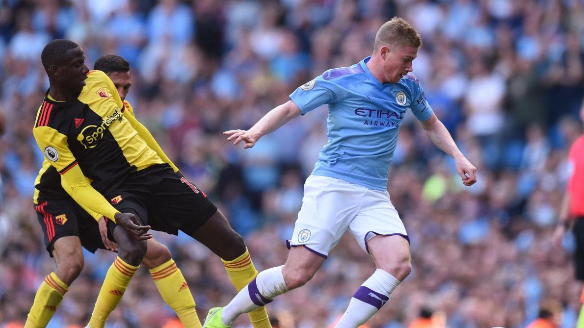 L'incroyable carton de Manchester City — Premier League