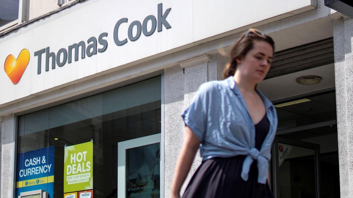 Faillite de Thomas Cook: Londres a refusé de débloquer 170 millions d'euros