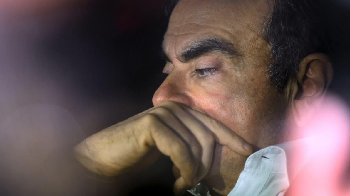Carlos Ghosn a-t-il caché 140 millions de dollars de rémunération?