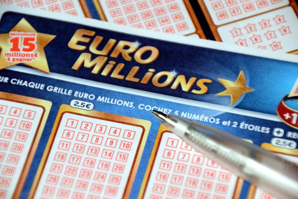 EuroMillions : 190 millions à gagner ce soir, somme maximale !