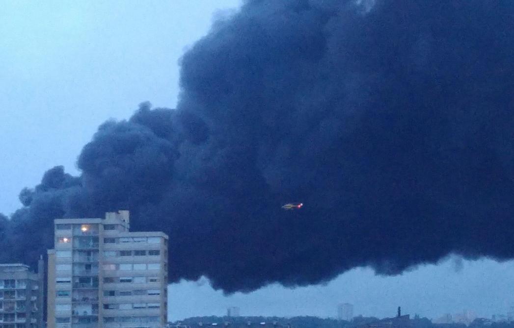 Le maire de Rouen Yvon Robert va déposer plainte — Incendie à Lubrizol