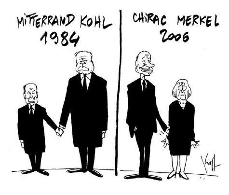 Jacques Chirac vu par Kroll: ses meilleurs dessins