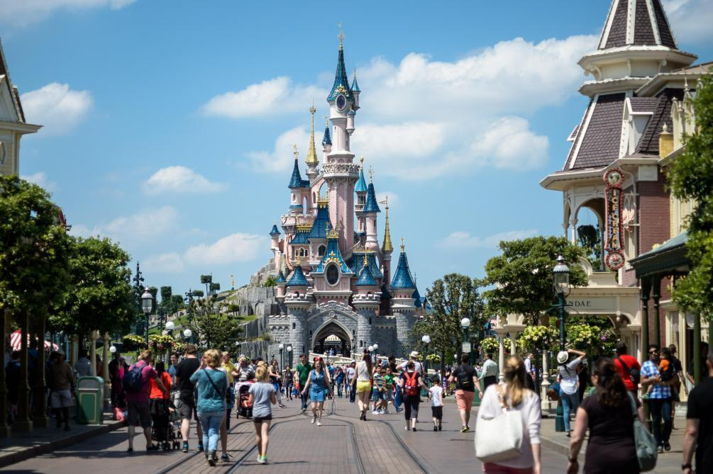 DisneyLand Paris: