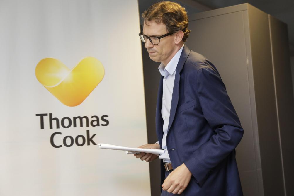 Le tribunal de l'entreprise de Gand déclare Thomas Cook Retail Belgium en faillite