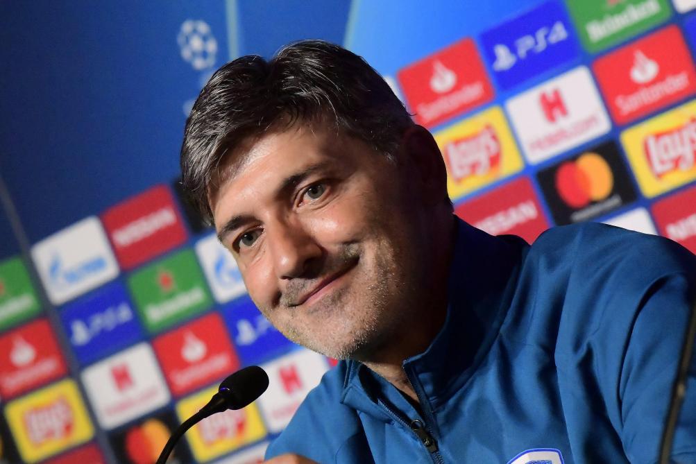 Felice Mazzu avant Genk-Naples en Ligue des champions: «Mertens est vraiment un joueur du top»