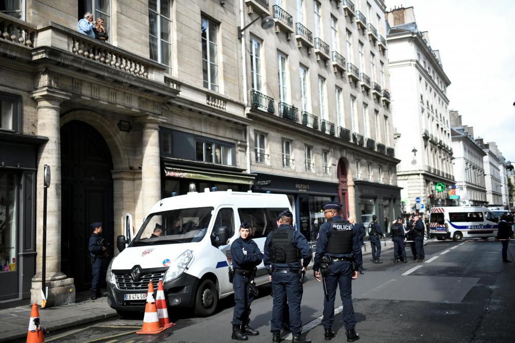 Agression à l'arme blanche à la préfecture de police, l'assaillant tué — Paris